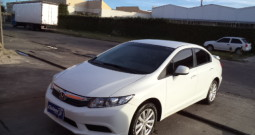 Honda Civic Lxs 1.8 Flex Mt