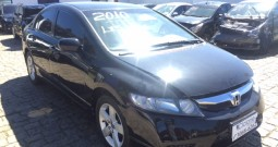 Honda Civic Lxs 1.8 Flex At