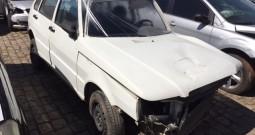 Fiat Uno Mille Economy 4P