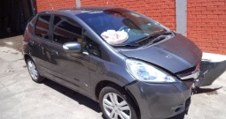 Honda Fit Ex 1.5 Flex At