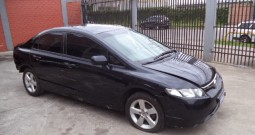 Honda Civic Lxs 1.8 Flex Mt