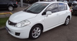 Nissan Tiida Sl 1.8 Flex At