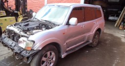 Mmc Pajero Full Gls 3.2 At
