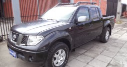 Nissan Frontier Cd Le Attack 2.5 4×4 At