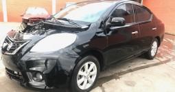 Nissan Versa Sl 1.6 Flex